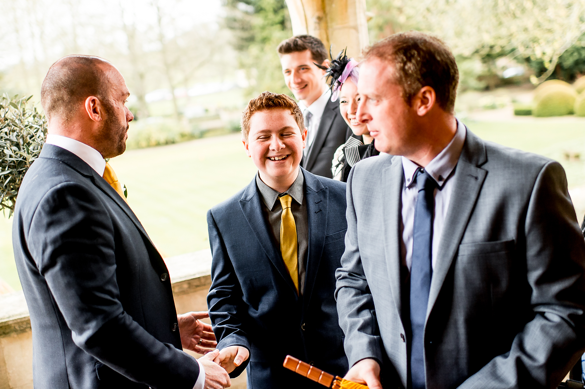 The Slaughters Manor House wedding 0014