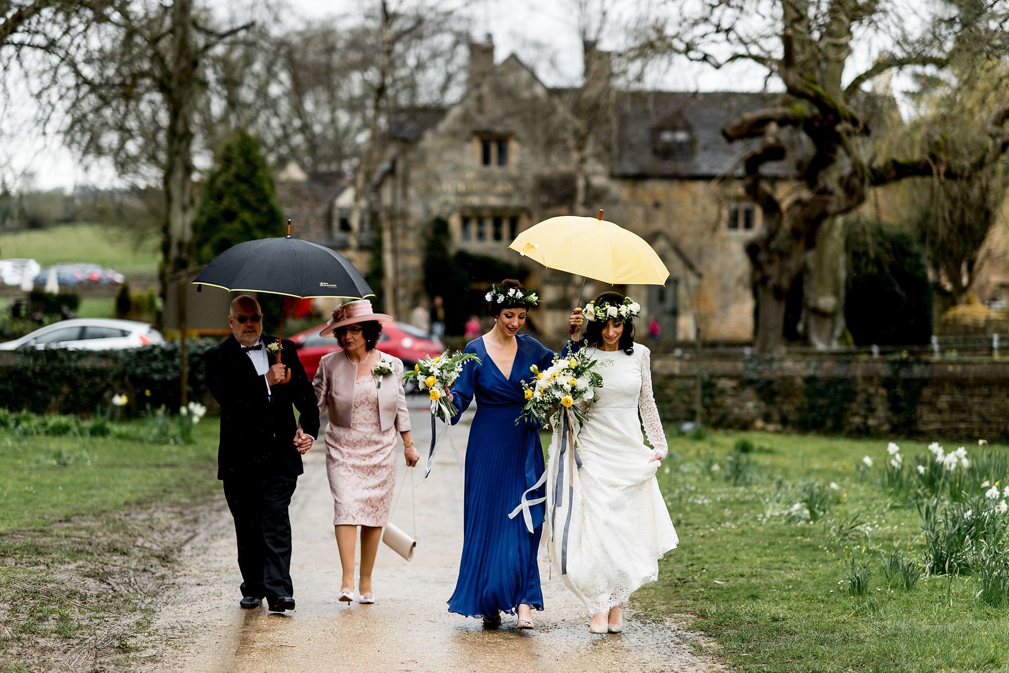 The Slaughters Manor House wedding 0022